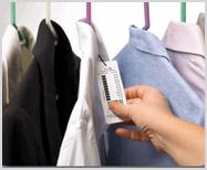 Etichetta per capo abbigliamento