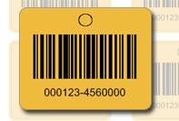 Etichetta con barcode