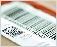 Etichetta con codice a barre