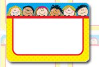 Cartellino di riconoscimento scuola