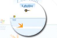 Etichetta professionale CD