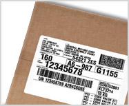 Etichetta industriale pessonalizzata
