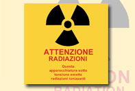 Etichetta di pericolo Caution