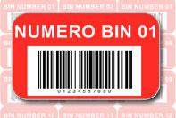 Etichetta prezzo codice a barre