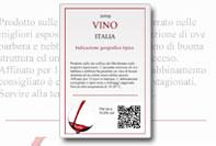 Etichetta vino personalizzata